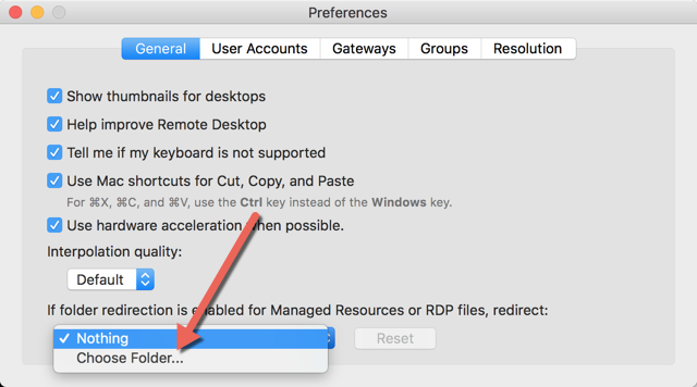 Setting Up Remote Apps + Remote Desktop on MacOS – Ticket